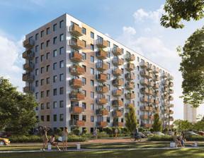 Mieszkanie w inwestycji Murapol Nowe Miasto, Poznań, 44 m²