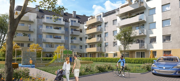 Mieszkanie na sprzedaż 30 m² Wrocław Jagodno ul. Buforowa - zdjęcie 3