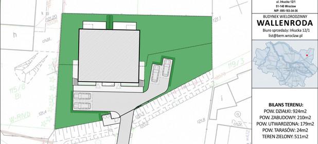 Mieszkanie na sprzedaż 88 m² Wrocław Zakrzów ul. Konrada Wallenroda 31C - zdjęcie 5