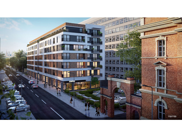 Morizon WP ogłoszenia   Mieszkanie w inwestycji Sava Mińska 25, Warszawa, 77 m²   2308