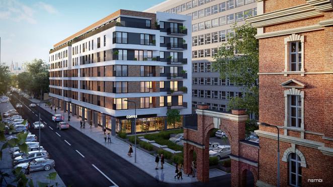Morizon WP ogłoszenia | Mieszkanie w inwestycji Sava Mińska 25, Warszawa, 43 m² | 2301