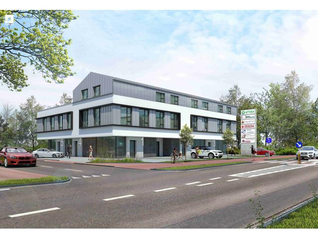 Morizon WP ogłoszenia | Komercyjne w inwestycji Atrium Office - sprzedaż, Lubiczów, 1677 m² | 8489