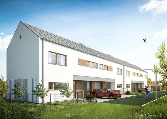 Morizon WP ogłoszenia   Dom w inwestycji Sielski Zakątek - bliźniak 4, Truskaw, 155 m²   5158
