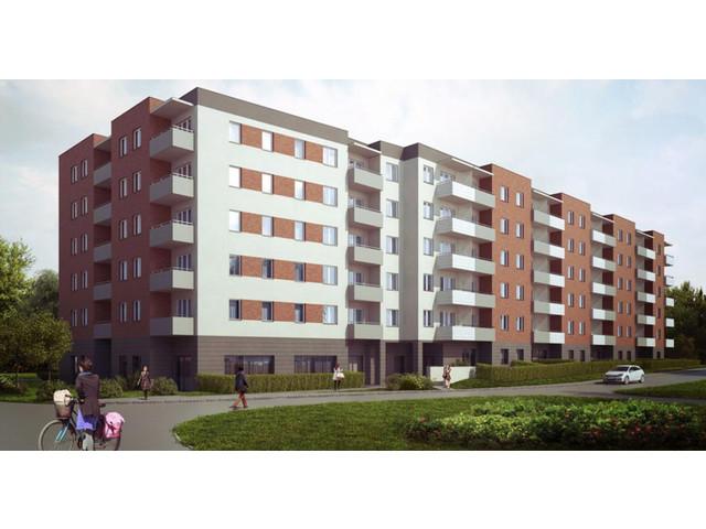 Morizon WP ogłoszenia | Komercyjne w inwestycji Apartamenty Słubicka - lokale usługowe, Wrocław, 51 m² | 0299