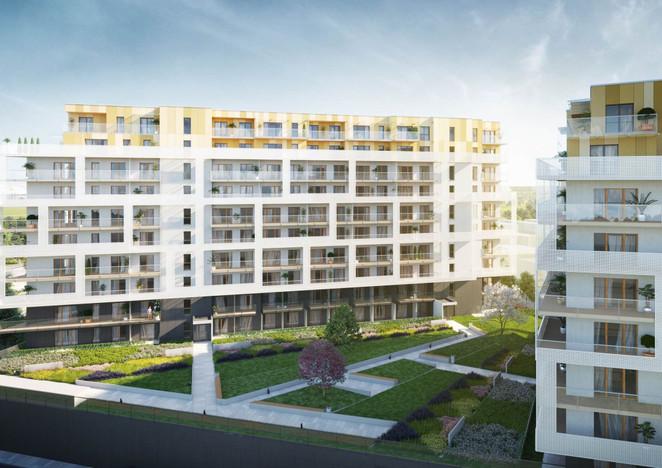 Morizon WP ogłoszenia | Mieszkanie w inwestycji Krakowska 37, Wrocław, 42 m² | 0814