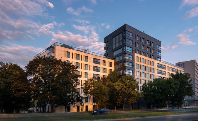 Morizon WP ogłoszenia | Mieszkanie w inwestycji Solec Residence, Warszawa, 64 m² | 2019