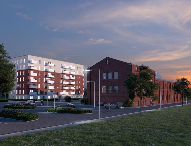 Morizon WP ogłoszenia | Nowa inwestycja - Nowa Przędzalnia - lokale usługowe, Łódź Śródmieście, 30-132 m² | 8695