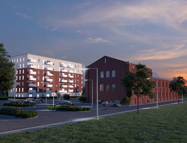 Komercyjne w inwestycji Nowa Przędzalnia - lokale usługowe, Łódź, 34 m² | Morizon.pl | 1060
