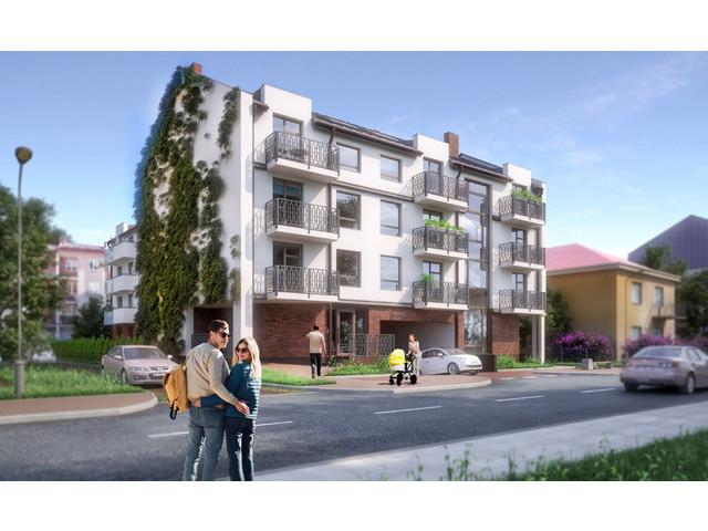 Morizon WP ogłoszenia   Mieszkanie w inwestycji Willa Słonimska, Białystok, 117 m²   6460