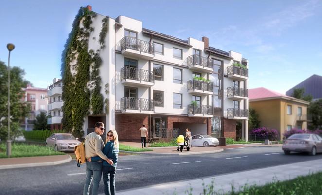 Morizon WP ogłoszenia | Mieszkanie w inwestycji Willa Słonimska, Białystok, 58 m² | 6575