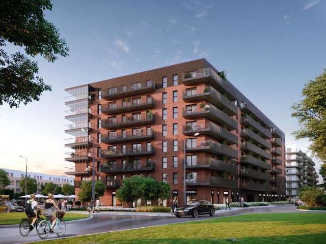 Morizon WP ogłoszenia | Mieszkanie w inwestycji Armii Krajowej 7, Wrocław, 62 m² | 7268