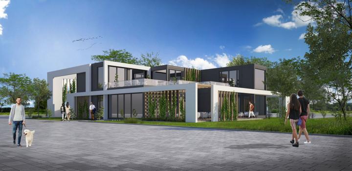 Morizon WP ogłoszenia | Nowa inwestycja - Włókiennicza 2, Białystok Centrum, 275 m² | 8702
