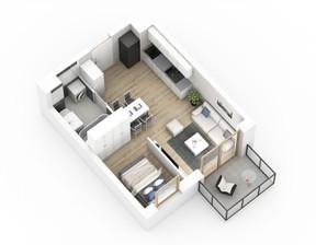 Mieszkanie w inwestycji Malta Point, Poznań, 59 m²