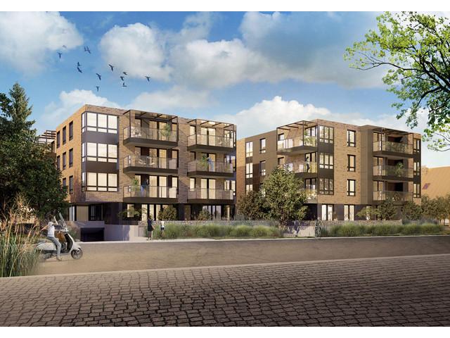 Morizon WP ogłoszenia | Mieszkanie w inwestycji ROGALSKIEGO, Kraków, 94 m² | 4018