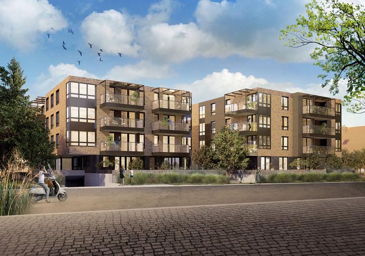 Morizon WP ogłoszenia | Nowa inwestycja - ROGALSKIEGO, Kraków Bronowice, 50-107 m² | 8707
