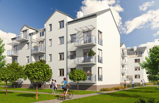 Morizon WP ogłoszenia | Mieszkanie w inwestycji Sosnowy Zakątek, Jabłonna (gm.), 50 m² | 2543