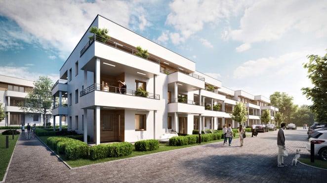 Morizon WP ogłoszenia | Mieszkanie w inwestycji Osiedle Łupkowa Park, Łódź, 62 m² | 0199