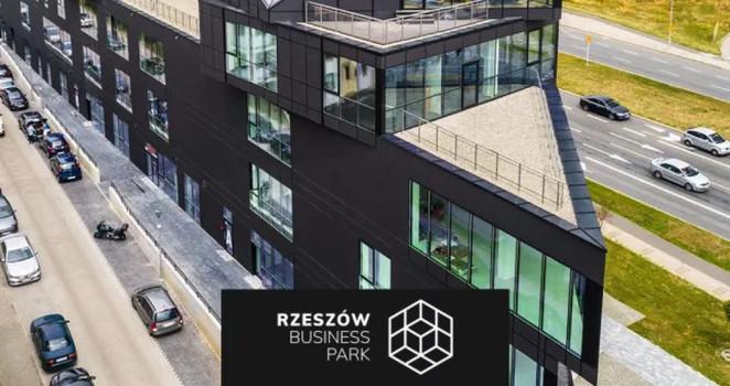 Morizon WP ogłoszenia | Biuro w inwestycji Rzeszów Business Park, Rzeszów, 313 m² | 8624