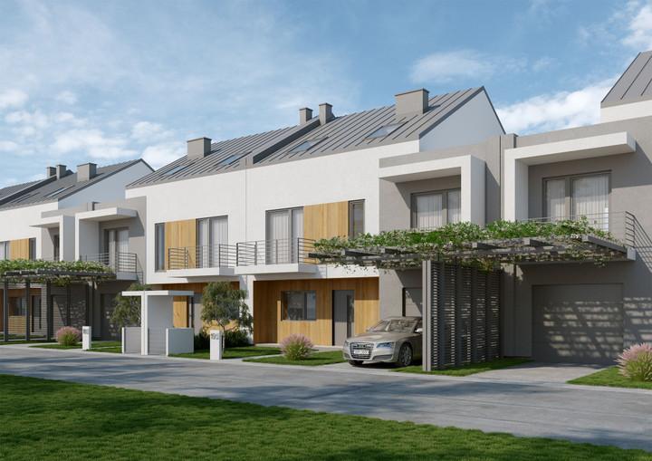 Morizon WP ogłoszenia | Nowa inwestycja - Julianowska 50, Piaseczno ul. Julianowska 50, 154-208 m² | 8763