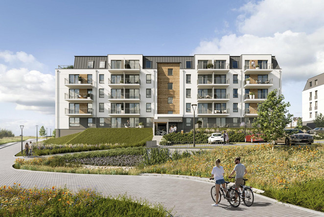 Morizon WP ogłoszenia | Mieszkanie w inwestycji Flora by Hanza, Gdańsk, 41 m² | 7052