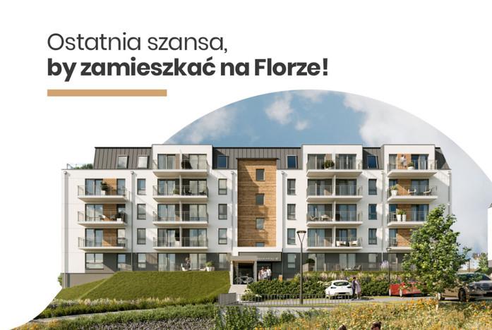 Mieszkanie w inwestycji Flora by Hanza, Gdańsk, 42 m² | Morizon.pl | 0209