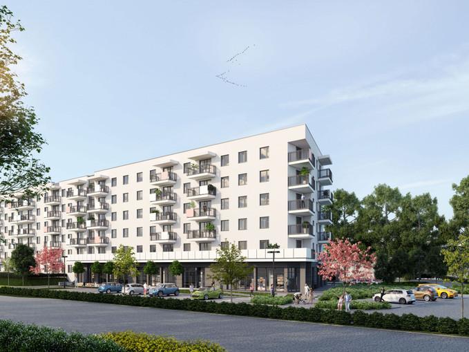 Morizon WP ogłoszenia | Nowa inwestycja - Mieszkania Zbrowskiego, Radom Gołębiów, 38-113 m² | 8793