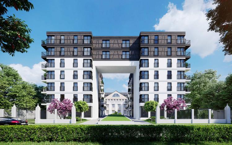 Mieszkanie w inwestycji Browar Kleparz, Kraków, 48 m² | Morizon.pl | 5987