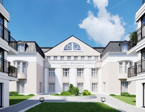 Mieszkanie w inwestycji Browar Kleparz, Kraków, 67 m²