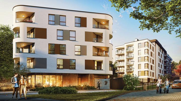 Morizon WP ogłoszenia | Nowa inwestycja - Słowackiego 77, Gdańsk VII Dwór, 29-86 m² | 8841
