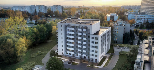 Mieszkanie na sprzedaż 42 m² Kraków Bieńczyce Os. Złotej Jesieni 3B - zdjęcie 3