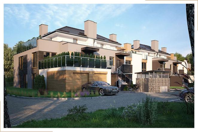 Morizon WP ogłoszenia | Mieszkanie w inwestycji Apartamenty Cyraneczki, Julianów, 98 m² | 3859