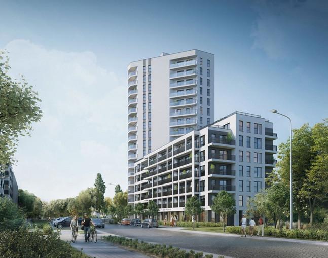 Morizon WP ogłoszenia | Nowa inwestycja - Star Tower, Gdańsk Letnica, 37-93 m² | 8919