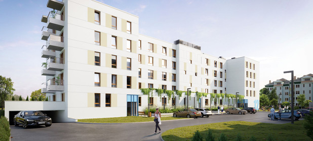 Mieszkanie na sprzedaż 38 m² Lublin Wrotków ul. Zemborzycka - zdjęcie 1