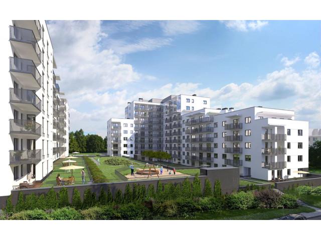 Morizon WP ogłoszenia | Mieszkanie w inwestycji Miasteczko Wawer III, Warszawa, 97 m² | 0212