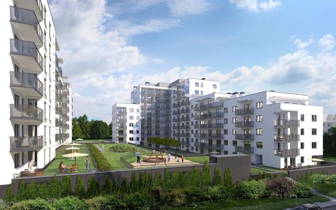 Morizon WP ogłoszenia | Mieszkanie w inwestycji Miasteczko Wawer III, Warszawa, 47 m² | 0243