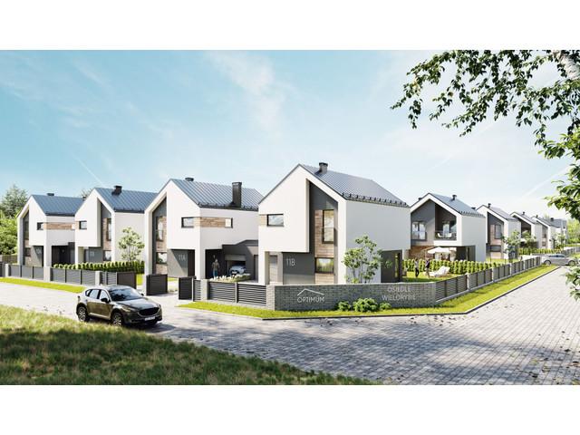 Morizon WP ogłoszenia | Dom w inwestycji OSIEDLE WIELORYBIE, Niemcz, 118 m² | 7184