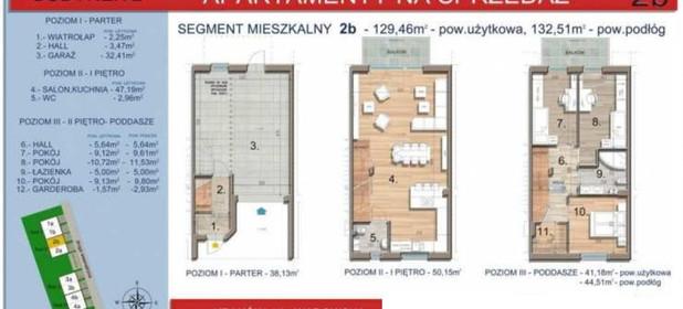 Dom na sprzedaż 129 m² Kraków Nowa Huta ul.Wadowska - zdjęcie 3