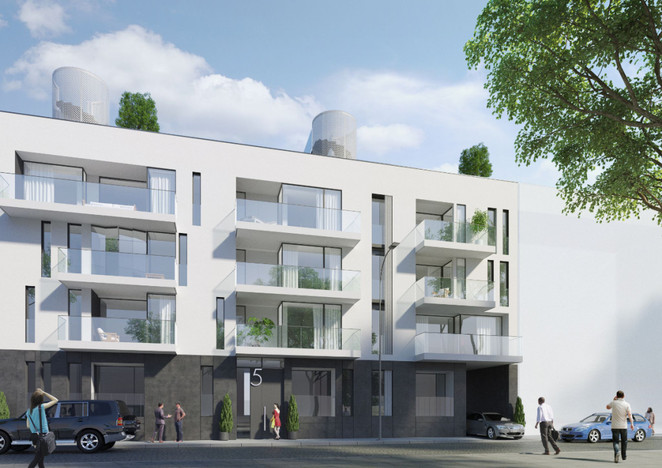 Morizon WP ogłoszenia | Mieszkanie w inwestycji Nova Żeromskiego, Bydgoszcz, 76 m² | 6018