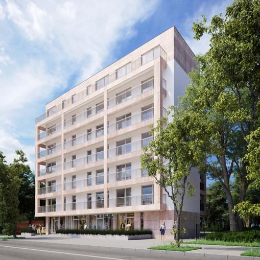 Morizon WP ogłoszenia | Nowa inwestycja - Wrocławska 87 KOMERCJA, Kraków Krowodrza, 198 m² | 8030
