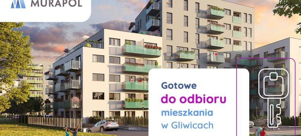 Mieszkanie na sprzedaż 37 m² Gliwice Brzezinka ul. Kozielska - zdjęcie 2