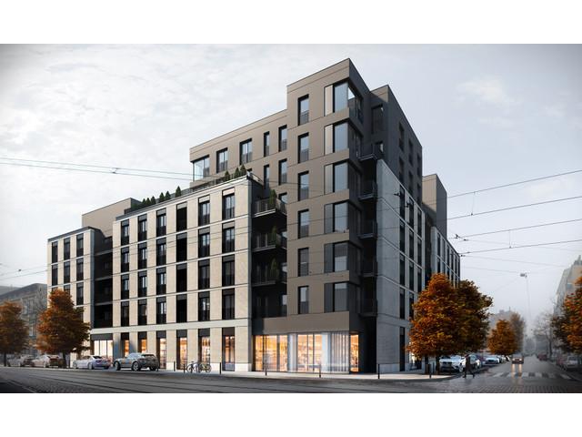Morizon WP ogłoszenia | Mieszkanie w inwestycji Fyrtel Wilda, Poznań, 79 m² | 8941