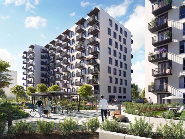 Morizon WP ogłoszenia | Mieszkanie w inwestycji Omulewska 26, Warszawa, 66 m² | 2741