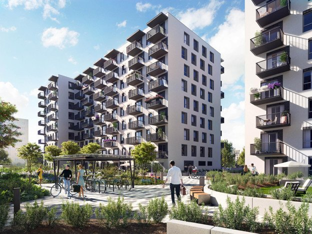 Morizon WP ogłoszenia | Mieszkanie w inwestycji Omulewska 26, Warszawa, 74 m² | 5329