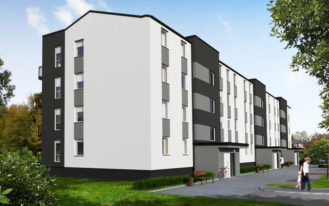 Morizon WP ogłoszenia | Mieszkanie w inwestycji PRZY KRĘTEJ, Lublin, 63 m² | 1171