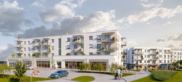 Mieszkanie na sprzedaż 56 m² Gdańsk Orunia-Św. Wojciech-Lipce ul. Starogardzka ul. Władysława Jagiełły - zdjęcie 3