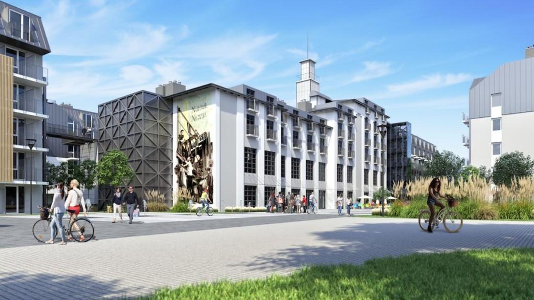 Nowa inwestycja - Nadolnik Compact Apartments, Poznań Główna | Morizon.pl