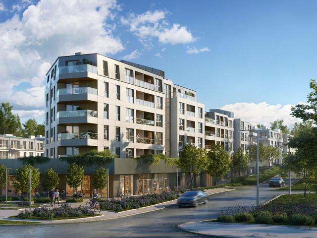 Morizon WP ogłoszenia | Mieszkanie w inwestycji Moment, Gdańsk, 79 m² | 4753