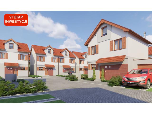 Morizon WP ogłoszenia   Dom w inwestycji Osiedle Bocian, Zgorzała, 96 m²   2565