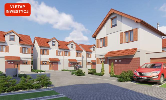 Morizon WP ogłoszenia | Dom w inwestycji Osiedle Bocian, Zgorzała, 96 m² | 2568