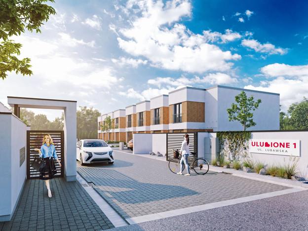 Morizon WP ogłoszenia | Dom w inwestycji Lubawska 1-7, Wrocław, 104 m² | 5256